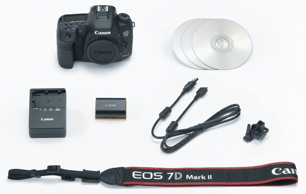 Photo of Canon 7D Mark II Accessories