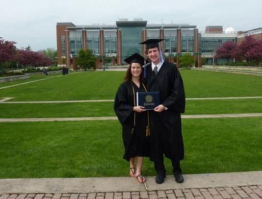 William O'Brien Graduation