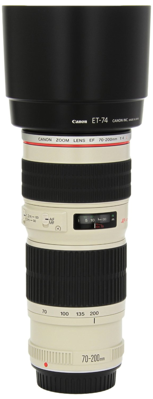 Canon 70-200 f/4L USM
